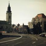 Primaria si Biserica Sf Ladislau