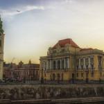 Primaria Oradea, Biserica Sf Ladislau si Vechea Casa de pastrare si economii