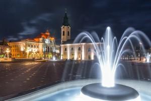 Piata Unirii - Photo by Adam Freundlich