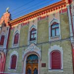 Palatul Rimanóczy jr, azi Palat Episcopal ortodox