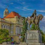 Statuia Mihai Viteazul