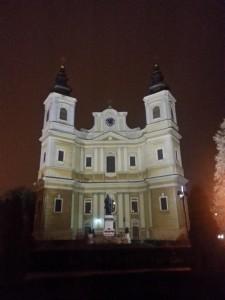 Foto by: Ionut Pantis- Bazilica Romano-Catolica