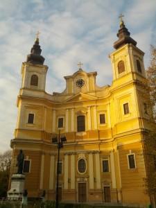 Foto by Mercea Alex- Bazilica Romano-Catolica