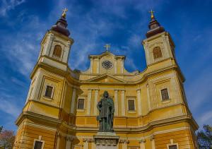 Bazilica Romano-Catolica si Sf Ladislau