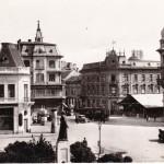 Piața Regina Maria, azi Piața Regele Ferdinand