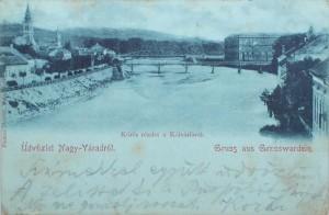 Primul pod de lemn