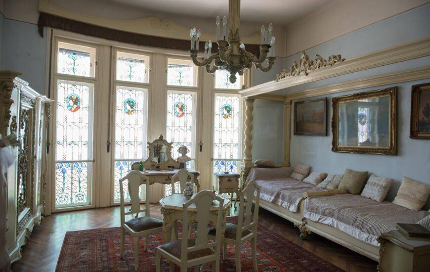 Muzeul Art Nouveau. Casa Darvas-La Roche