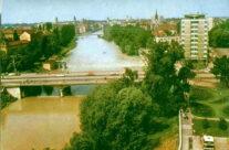 Oradea vazuta de pe Hotel Continental