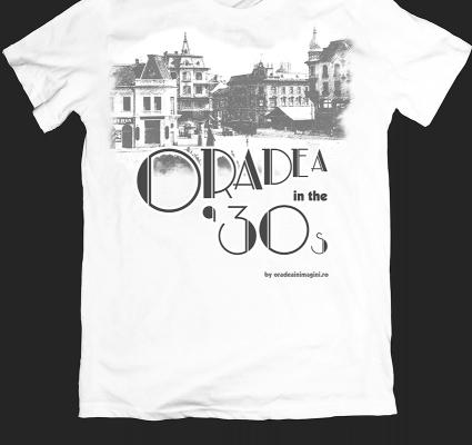 Tricou Oradea in the 30s Piata Ferdinand