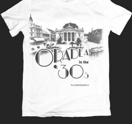 Tricou Oradea in the 30sPiata Ferdinand