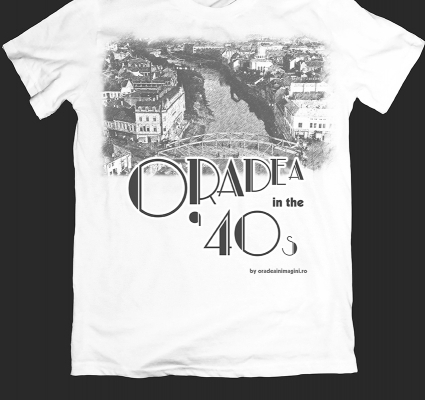 Tricou Oradea in the 40sSUS