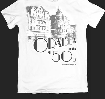 Tricou Oradea in the 50s