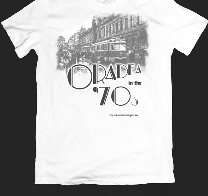 Tricou Oradea in the 70s