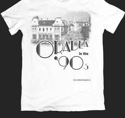 Tricou Oradea in the 90s