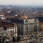 Biserica cu Luna, Palatul Moskovits si Biserica Sf Ladislau