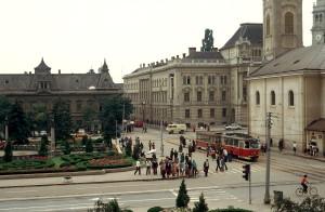 Piata Victoriei 1980