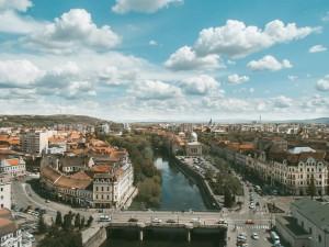 Din Turnul Primariei, foto by Sergiu Moza