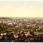 Oradea de sus la inceputul anilor 1900