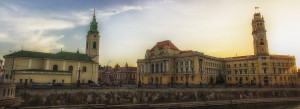 Primaria Oradea, Biserica Sf Ladislau