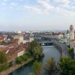 Panorama deasupra orasului