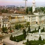 Oradea de sus: Piata Unirii