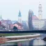 Dimineata prin Oradea