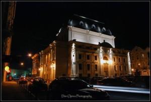 teatru de stat noaptea
