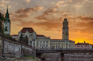 Primaria Oradea la apus