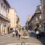 Corso-ul oradean al anilor 90′