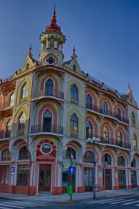 Palatul Sztarill azi Hotel Astoria