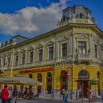 Fostul Hotel Szecsenyi
