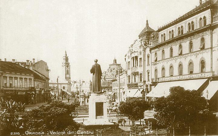 Piata Regina Maria, la inceput de secol XX