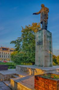 Statuia Mihai Eminescu
