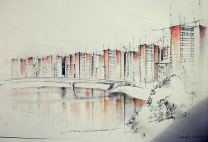 Artista: Andreea Alb- Malul Crisului Repede