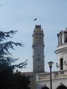 Foto by Ruben Vatajelu - Turnul Primariei