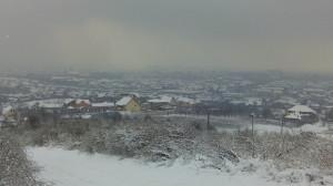 Foto by Geangos Ionut- Oradea sub zapada