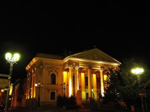 Teatrul de Stat - Alex Tudose