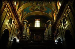 Foto: Alina Soane - Basilica Romano Catolica Muzeu