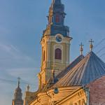 Biserica cu Luna si Catedrala Sf Nicolae