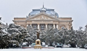 Teatrul de Stat winter