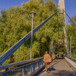 Podul Intelectualilor peste Crisul Repede