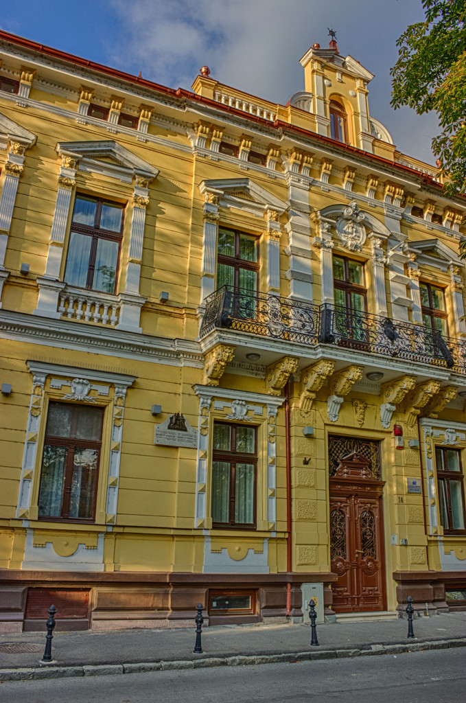 Biroul lui Rimanóczy Kálmán junior