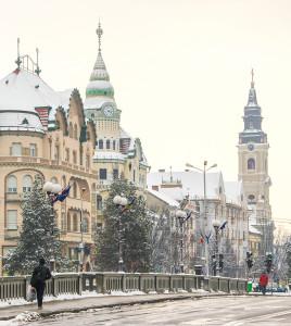 O zi obisnuita de iarna, Fotograf: Dan Dragos