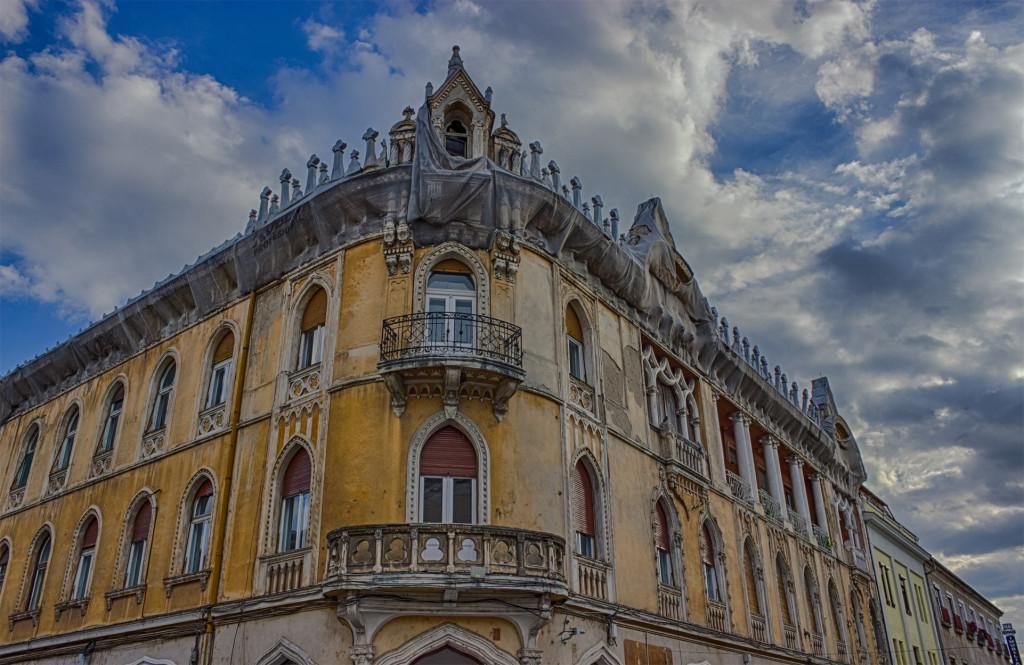 Palatul Rimanóczy Sr