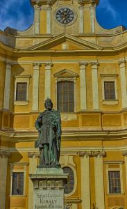 Statuia Szent Laszlo