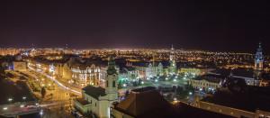 Oradea din Turnul Primariei