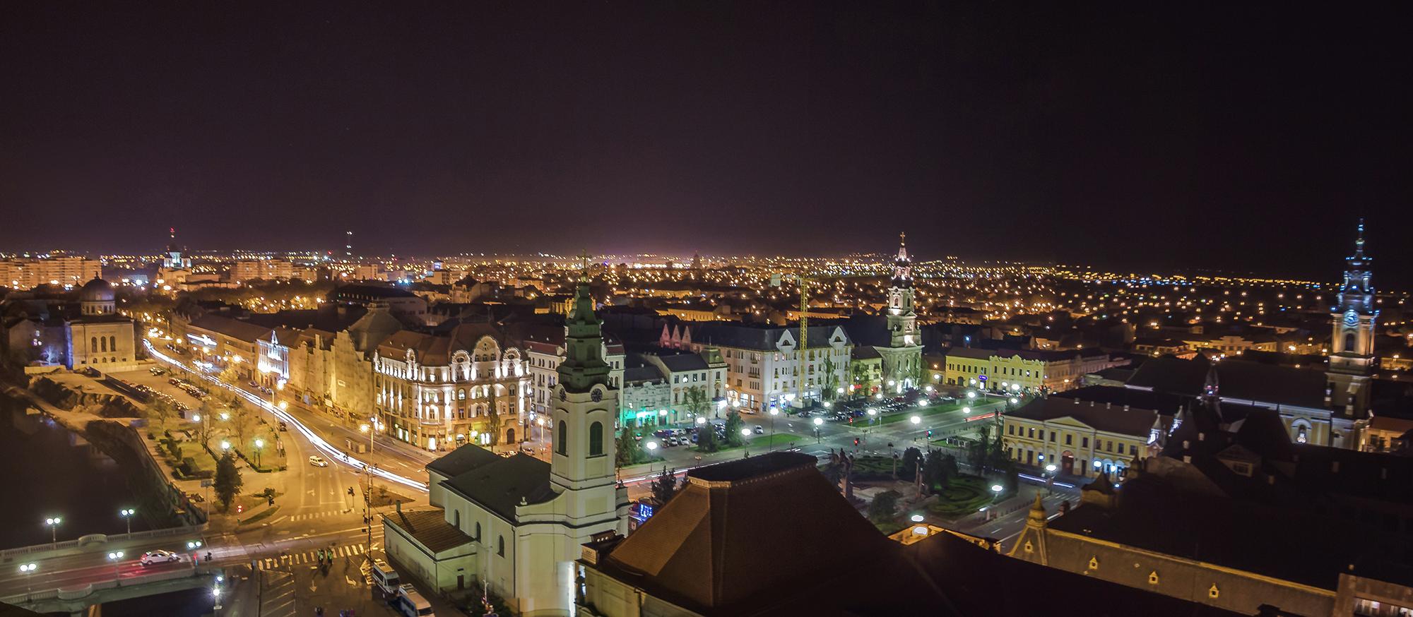 Oradea-din-Turnul-Primariei