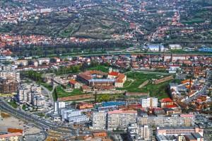cetatea Oradea de sus