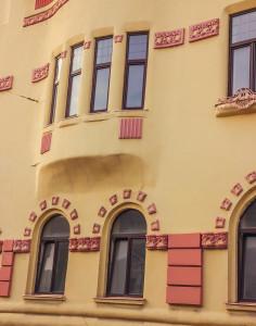 Casa Vago detaliu