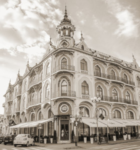 Hotel Astoria retro